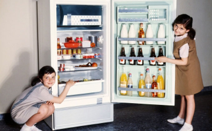 How Your Refrigerator Has Kept Its Cool Over 40 Years Of