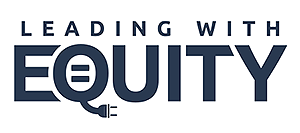 Leading with Equity Logo