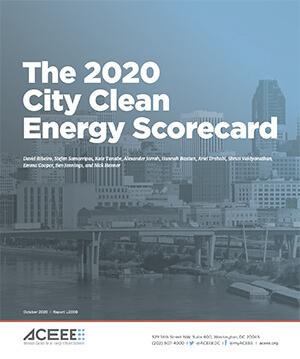 City Energy Scorecard