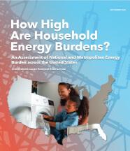 Energy Burden Report