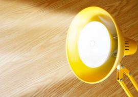 yellow-lamp