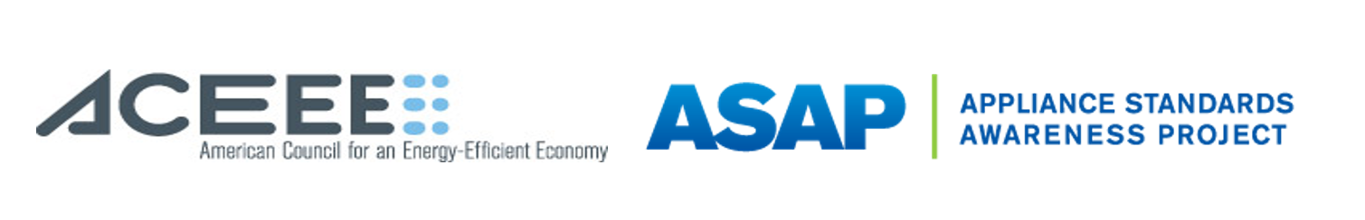 ACEEE and ASAP Logos